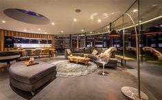 Villa with 360 Degree View by 123DV - InteriorZine