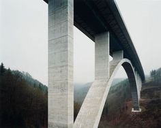 triangle to circle #bridge #concrete #architecture