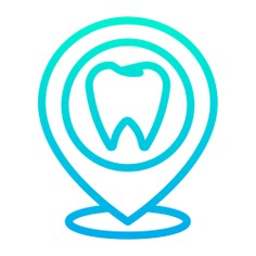 See more icon inspiration related to dental, dentist, tooth, teeth, maps and location, healthcare and medical, premolar, molar, white teeth, placeholder, clear, medical and location on Flaticon.