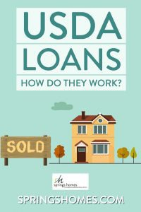 USDA Loans - How Do They Work?