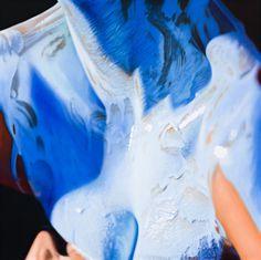 JKB Fletcher | PICDIT #color #paint #painting #art #blue