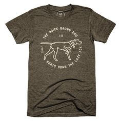Cotton Bureau – The Quick Brown Dog by Tom De Vriendt