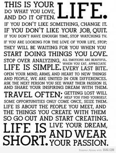 9GAG - LIFE Manifesto #quote