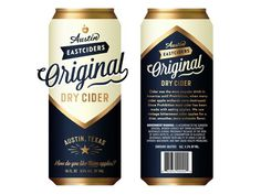 Final Eastciders Original can #labels
