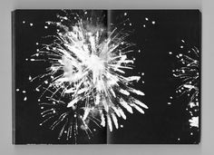 firework studies : pierre le hors #photography #book