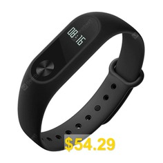 Original #Xiaomi #Mi #Band #2 #Smart #Watch #for #Android #iOS #- #BLACK