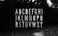 Filip Nordin Portfolio #font #typface #design #graphic #filip #hipster #island #hyper #nordin #typography