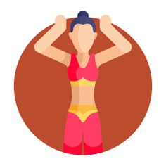 See more icon inspiration related to zumba, latin, cultures, art and design, dance, dancing, people and music on Flaticon.