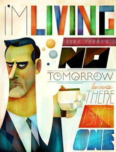 Carlos Lerma #illustration #poster #typography