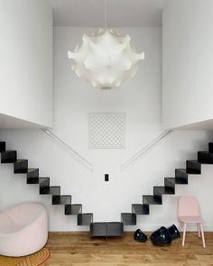 CJWHO ™ (un espace en suspension) #design #interiors #photography #architecture #stairs