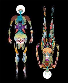Delicious Dimension #illustration #anatomy