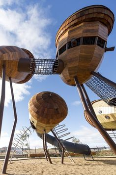 Nu206 #architecture #playground