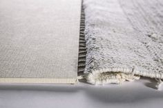 ISOs by UNDO-REDO #fabric #white #design #graphic #art #paper #grey