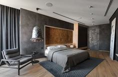 bedroom / Sergey Makhno Architects