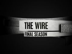 Jeni Wamberg | HBO The Wire #text