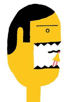 Ben Tardif illustration / Colagene.com