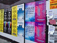 CMJ Music Marathon 2013 Max Kaplun #lettering #festival #cmj2013 #posters #music #nyc