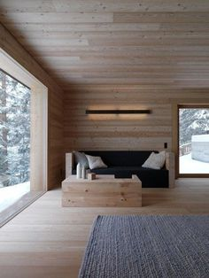 Tapiture #interior #cozy #living #wood #minimal #room