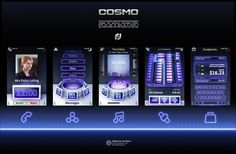Cosmo by ~Flahorn on deviantART #phone #interface