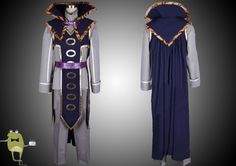 Fairy Tail Future Rogue Costume Cosplay Buy #cosplay #future #costume #rogue