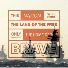 tumblr_lz2gjdkodU1qevjafo7_1280.jpg (576×576) #ships #pride #nation #navy #america #typography