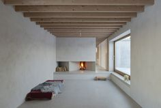 Tham & Videgård Arkitekter: Atrium House - Thisispaper Magazine #interior #wood #architecture #home