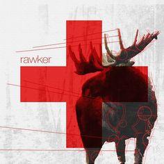 Jon Aleksander #cover #design #cd #moose