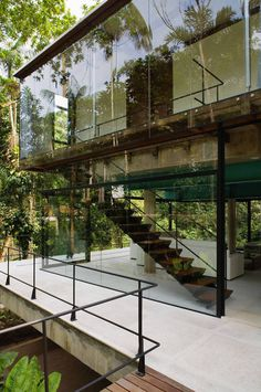 Rainforest House #rainforest #architecture #house