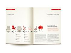 Herman Miller Annual report ljeangilles.com #miller #catalog #spread #herman #editorial #eames