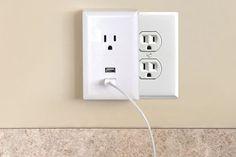 RCA WP2UWR USB Wall Plate #tech #flow #gadget #gift #ideas #cool