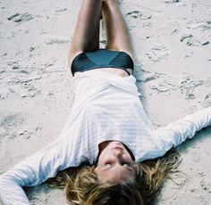 fashion, beach, girl