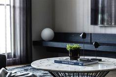 Contemporary Apartment in Taipei - #decor, #interior, #home