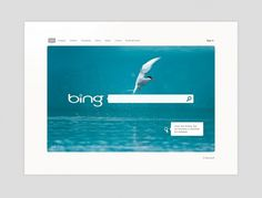 Is Bing Ugly? | The Verge Forums #desktop #design #interface #ui #windows