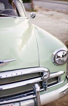 Convoy #photography #car #vintage