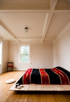 (44) Tumblr #build #wood #bed #native #room