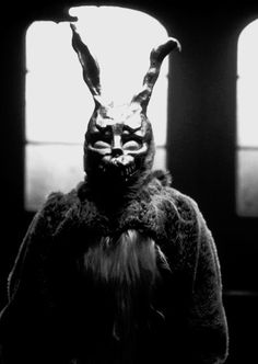 donnie darko frank #bunny #frank #donnie #suit #darko