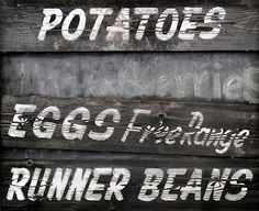 sleepless ink #ink #wooden #sign #eggs #sleepless #potato