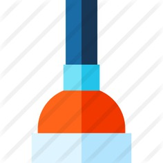 See more icon inspiration related to furniture and household, Tools and utensils, plumber, plunger, repair equipment, improvement, bathroom and bath on Flaticon.