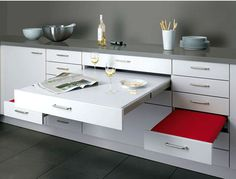 pull out dining 001.jpg #interior #kitchen #design