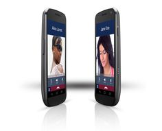netTALK Smartphone App (Android) on the Behance Network #calling #design #app #android