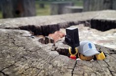 The Legographer 5 #miniature #photography #lego #photographer