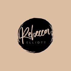 rebecca beauty logo