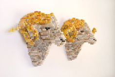 http://shawnsmithart.com/images.htm #sculpture #pixel