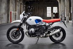 The 2017 BMW R nineT Urban G/S Is A Stunning Throwback #BMW #enduro #Scrambler