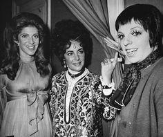 Foto Liz si sentiva come Cleopatra - 18 di 26 - D - la Repubblica #photography #retro #vintage