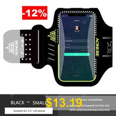AONIJIE #A892S #Water #Resistant #Cell #Phone #Sports #Running #Fitness #Workout #Armband #Arm #Bag #Jogging #Case