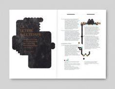 Atelier Müesli – Design graphique #mesli #print #design #type #layout