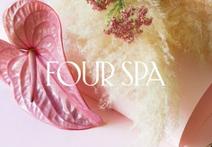 Four Spa - Mindsparkle Mag Nice People designed the branding for Four Spa – a luxury nail salon & spa located in Saudi Arabia. #logo #packaging #identity #branding #design #color #photography #graphic #design #gallery #blog #project #mindsparkle #mag #beautiful #portfolio #designer