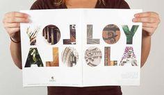 Kelly Dorsey #loyola #print #look #book #photograph #type #dorsey #kelley #filled