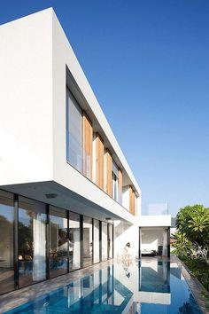 Rishon LeZion House - Shachar Rozenfeld Architects 2